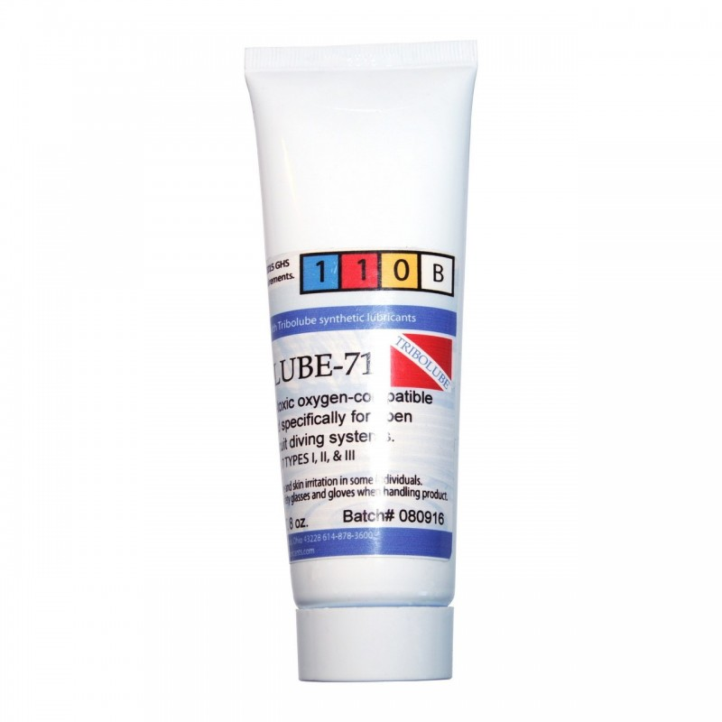 Tribolube 71 oxygen grease tube 8oz - 227g