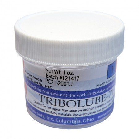 Tribolube 71 oxygen grease jar 1oz - 28g
