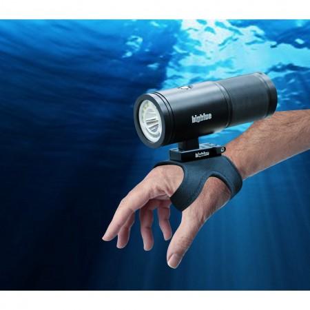Easy release glove for VL/VTL/TL BigBlue lights