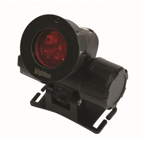 Filtre rouge pour lampe HL450N et HL1000N BigBlue
