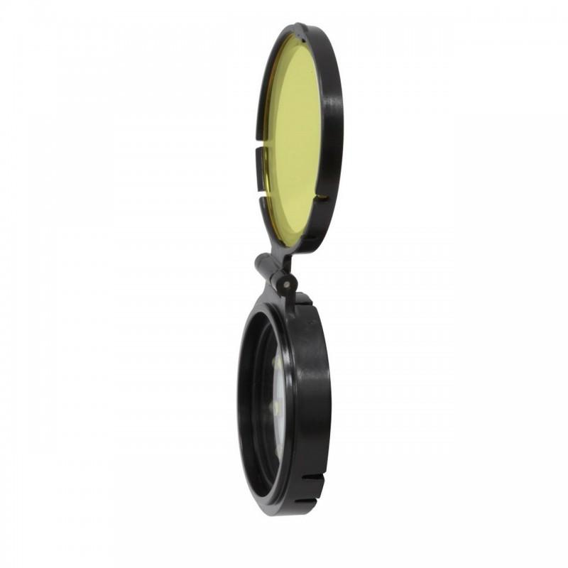 Filtre jaune pour lampes VTL3800P - VL10000P BigBlue