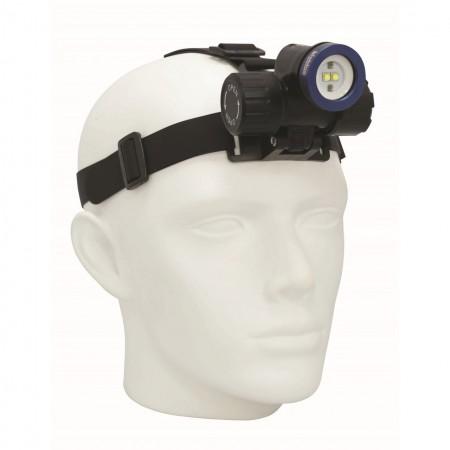 HL1000XW lampe frontale photo/vidéo 120° BigBlue