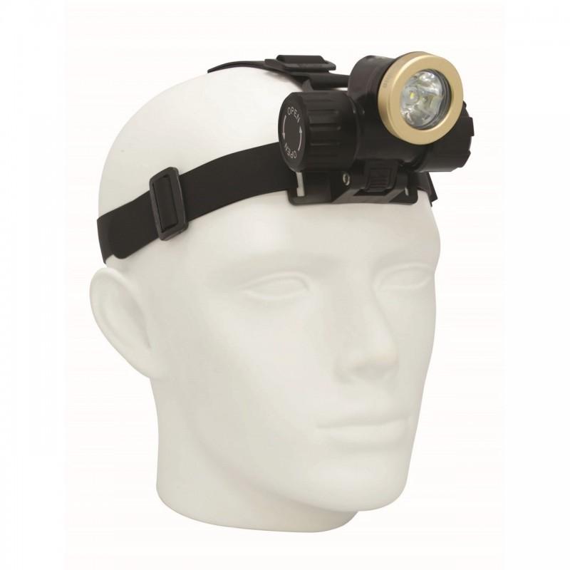 HL450N Tech head light 10° BigBlue