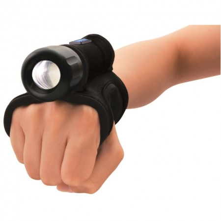 Neoprene glove for mini BigBlue lights
