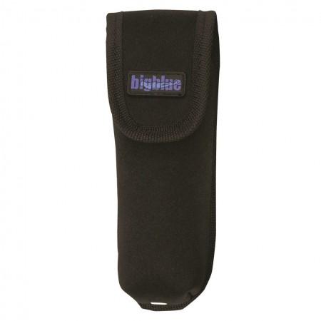 Neoprene pouch w/ retractor for AL1200NP - WP - XWP BigBlue lights