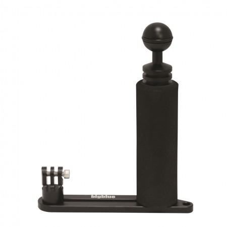Single arm tray & GoPro mount BigBlue