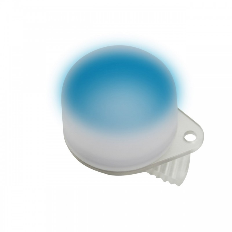 Easy Clip BigBlue Flash light - blue