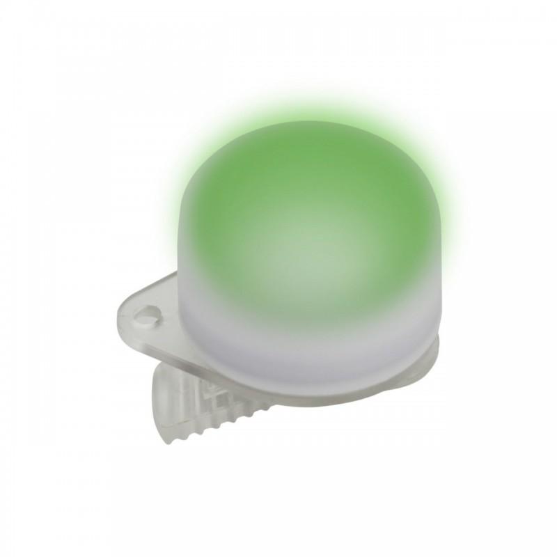 Lampe flash Easy Clip verte BigBlue