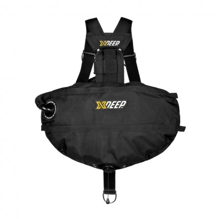 STEALTH 2.0 Classic Set with weight pocket Xdeep Black