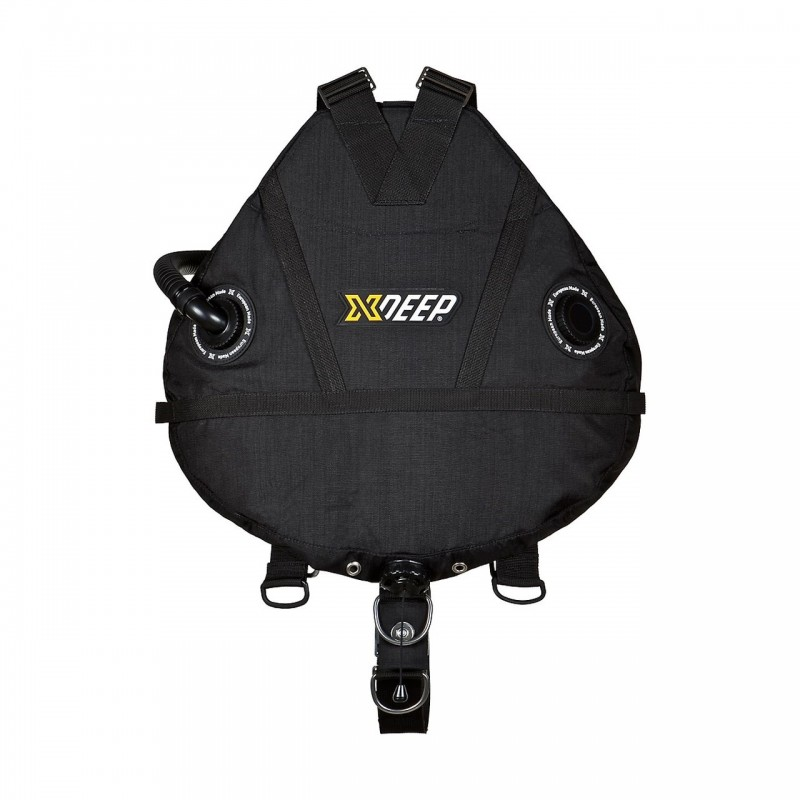 STEALTH 2.0 Rec Set with weight pocket XDeep Black
