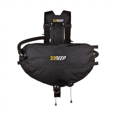 STEALTH 2.0 Classic RB Set with Redundant Bladder & weight pocket XDeep Black