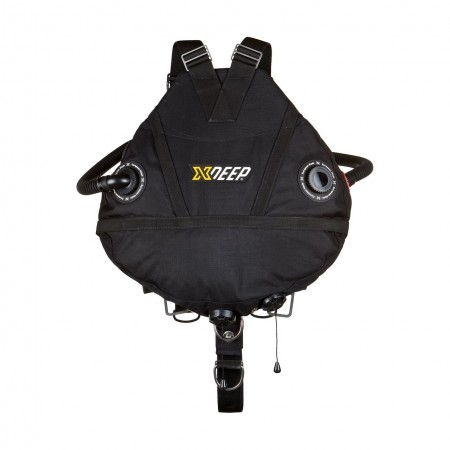 STEALTH 2.0 Rec RB Set with Redundant Bladder & weight pocket XDeep Black