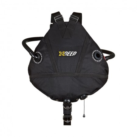 STEALTH 2.0 Tec RB Set with Redundant Bladder & weight pocket XDeep Black