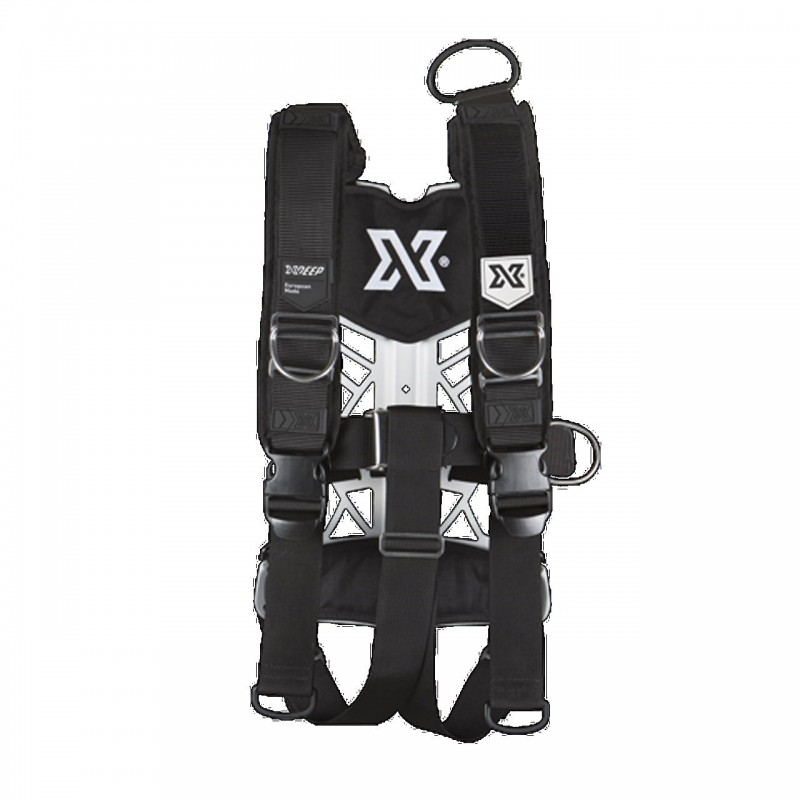 Deluxe NX series Ultralight Harness XDeep
