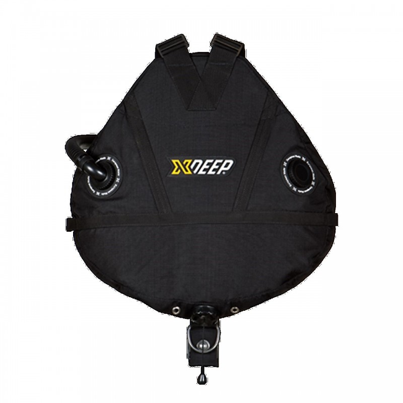 STEALTH 2.0 Rec BCD only XDeep Black