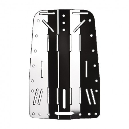 Stainless Steel Backplate XDeep