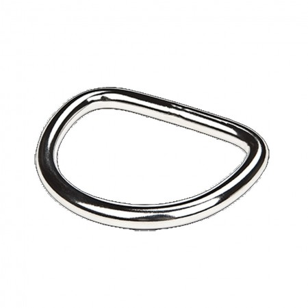 Straight D-Ring (6 mm think) XDeep