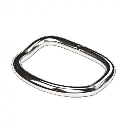 Bent D-Ring (6 mm think) XDeep