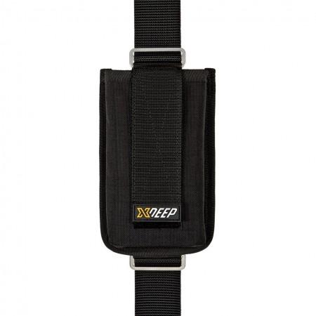 Poches à plomb de trim pour harnais Sidemount (la paire) XDeep