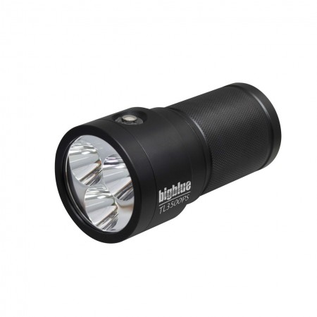 TL3500P Supreme Lampe d'exploration 10° BigBlue