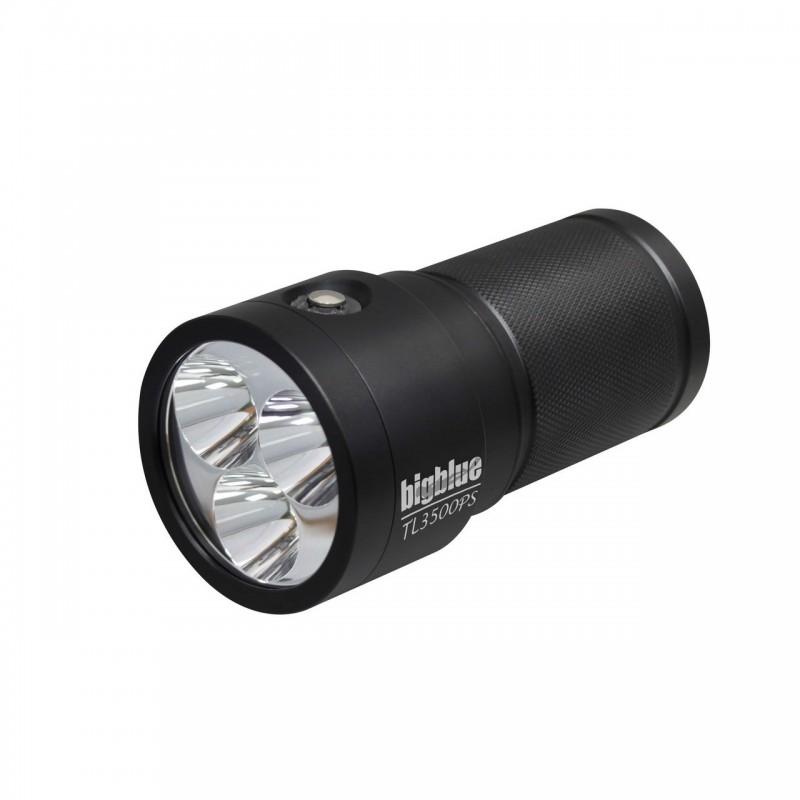 TL3500P Supreme Tech light 10° BigBlue