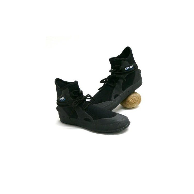 Rock Boot whit bootlace light duty