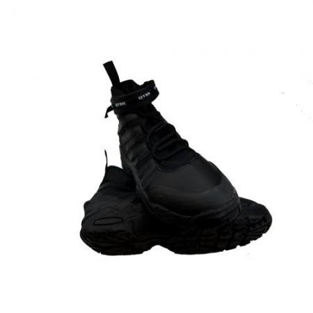 Rock Boot whit bootlace Heavy duty