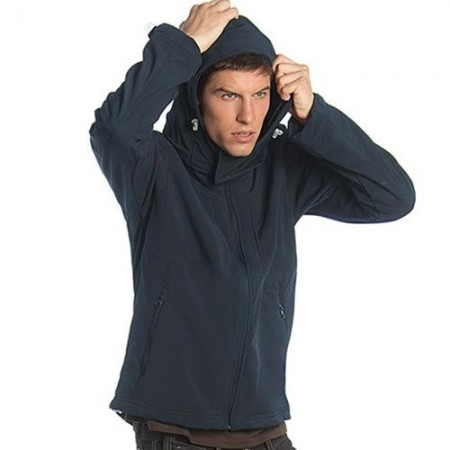 Soft Shell jacket with Hood