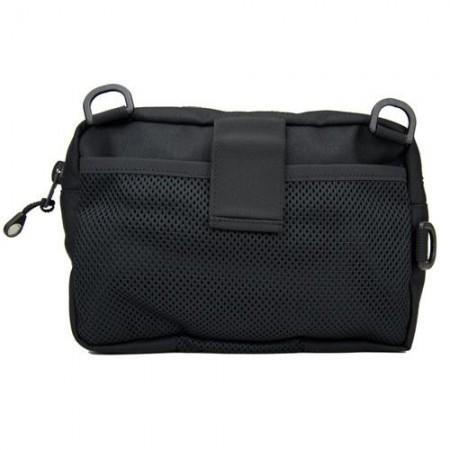 Sidemount accessories pocket