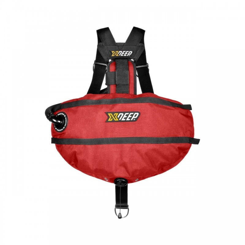 STEALTH 2.0 Classic Set with weight pocket Xdeep Red