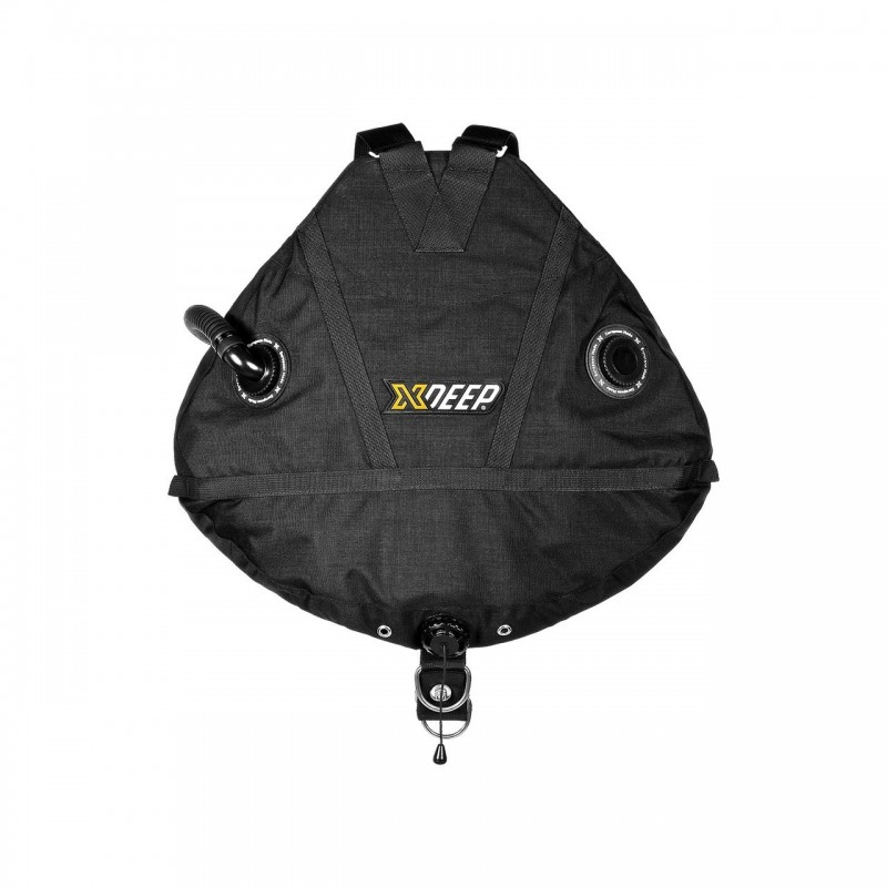 STEALTH 2.0 Tec Set with weight pocket XDeep Black