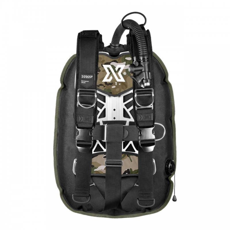 GHOST Deluxe Set (NX series Ultralight) XDeep Camo