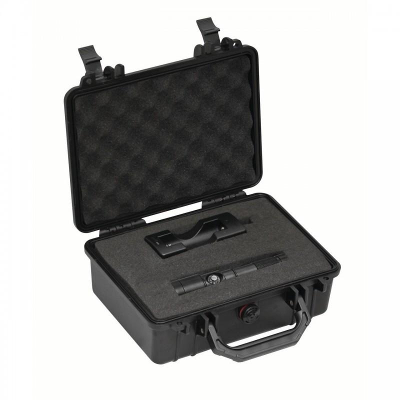 AL1200NP II et valise de protection BigBlue