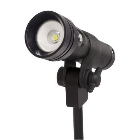 Clip pour un montage du système facile livré avec la lampe AL1200WP II BigBlue