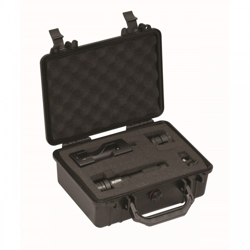 Lampe AL1200XWP II et valise de protection BigBlue