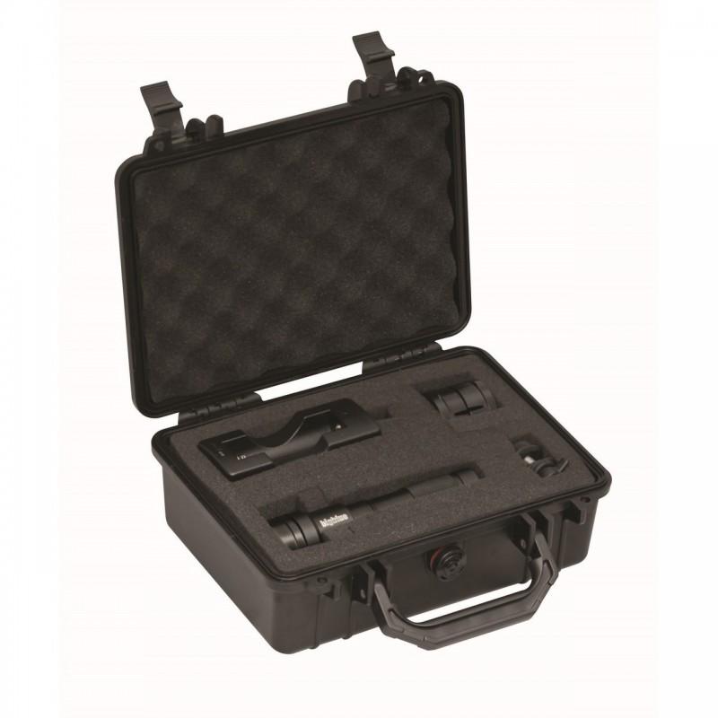 AL1200XWP II Light & protective case BigBlue