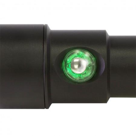 Bouton poussoir avec indicateur de charge lampe AL1800XWP II Tri Color BigBlue