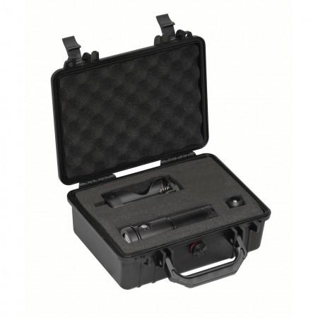 AL1800XWP II Tri Color noire et valise de protection BigBlue