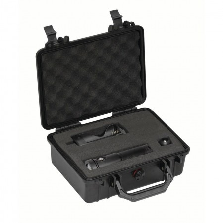 AL1800XWP II Tri Color - Black & protective case BigBlue