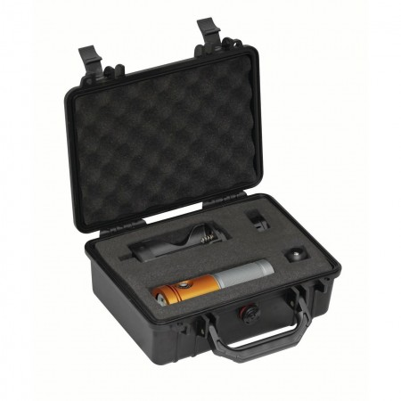 AL2600XWP II orange light & protective case BigBlue