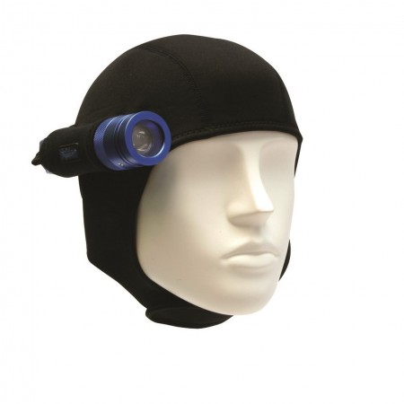 CF450 II & single neoprene hood BigBlue