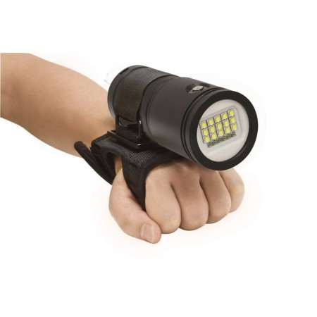 Goodman sturdy glove included with the VL10000P BigBlue light