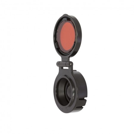 Filtre rouge pour lampes AL1200WP II, AL1200XWP II et AL1200WP Tail II BigBlue
