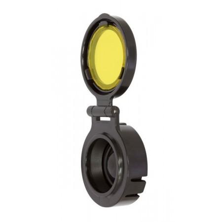 Filtre jaune pour lampes AL1200WP II, AL1200XWP II et AL1200WP Tail II BigBlue