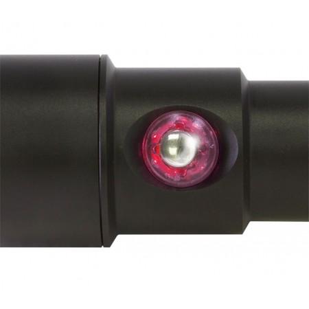 Push button with battery indicator AL1100RAFO II BigBlue
