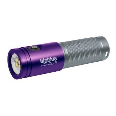 AL1800XWP II Tri Color BigBlue purple & protective case