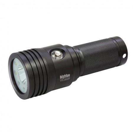 VTL3800P Tech 10° & photo/video 120° BigBlue light