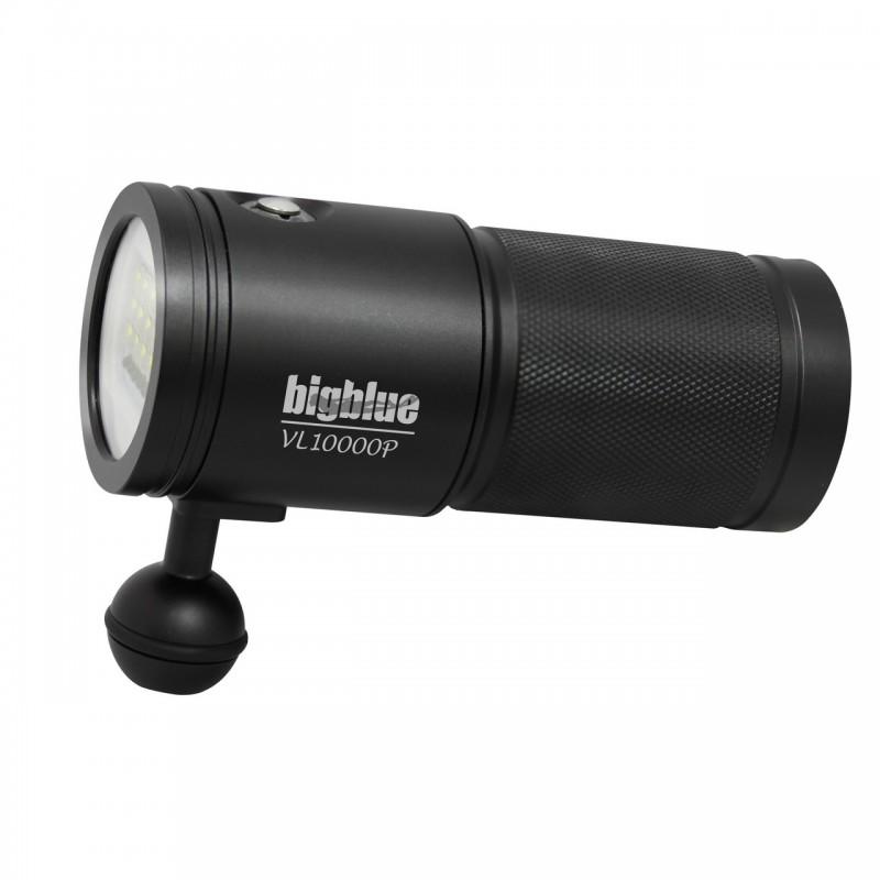 VL10000P Lampe photo/vidéo 120° BigBlue