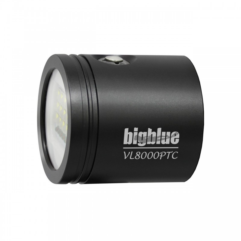 VL8000P Tri Color Light head BigBlue