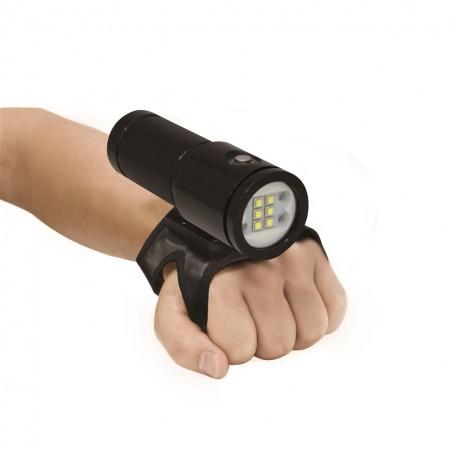 VL4200P Photo/video light 120° with glove BigBlue